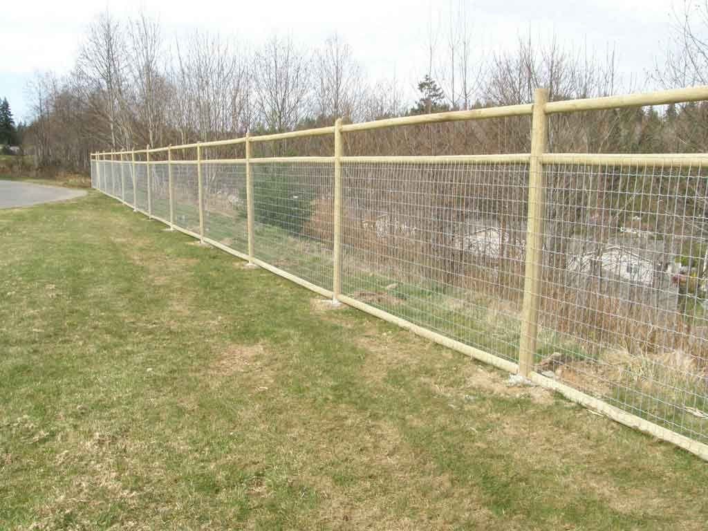 Wood Fence Designs True Line Fencing Fencing Types Fencing in size 1024 X 768