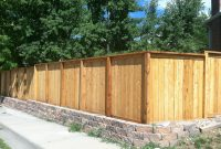 Wood Privacy Fences Harrison Fence intended for sizing 2592 X 1936