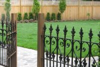 Yard Fence Ideas Garden Designers Bloglink 5 Regional Ideas intended for size 917 X 1146