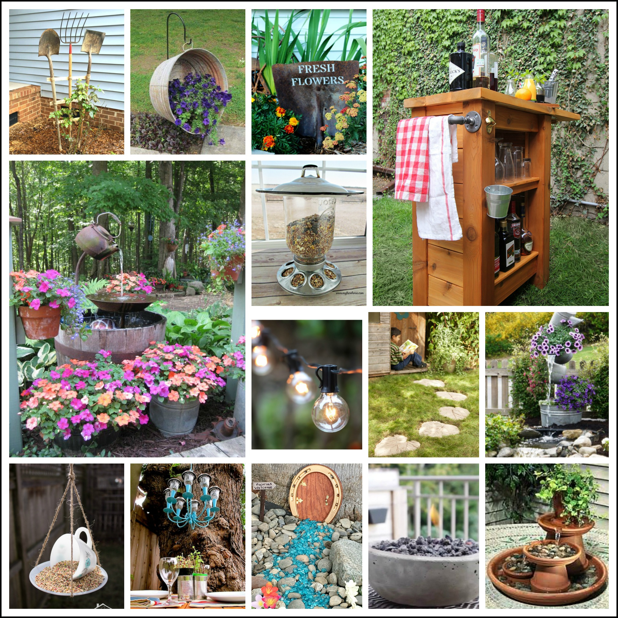 23 Best Diy Backyard Projects And Garden Ideas My Turn For Us pertaining to sizing 2020 X 2020
