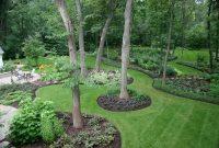 24 Beautiful Backyard Landscape Design Ideas Gardening inside sizing 1260 X 840