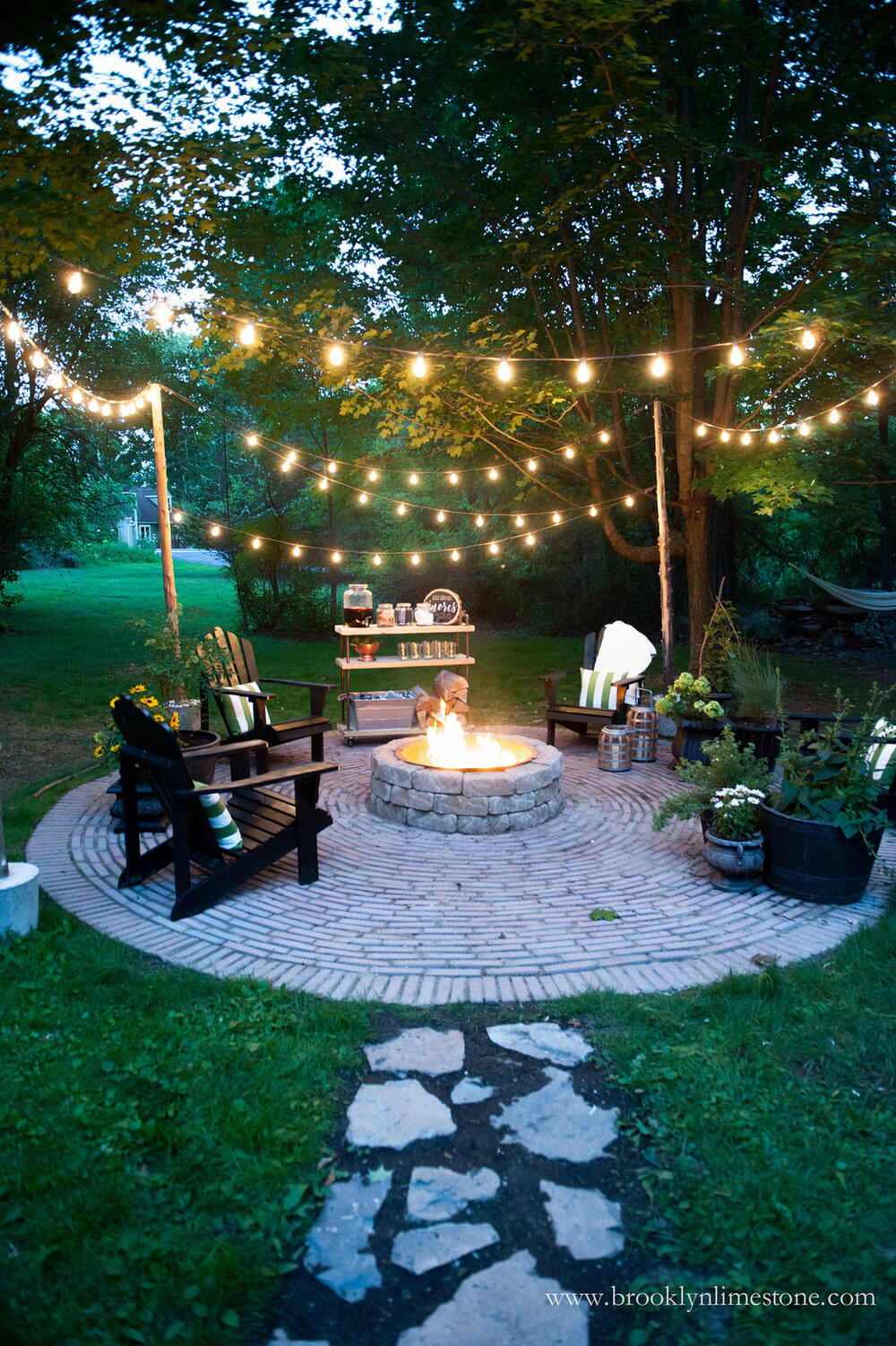 27 Best Backyard Lighting Ideas And Designs For 2019 with sizing 1000 X 1502