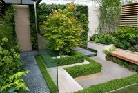 50 Best Minimalist Garden Design Ideas Planting Design inside proportions 1064 X 798