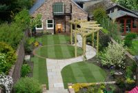 50 Modern Garden Design Ideas To Try In 2017 Gardening with measurements 2048 X 1536