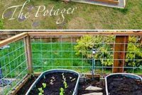 62 Affordable Backyard Vegetable Garden Designs Ideas in proportions 768 X 1343