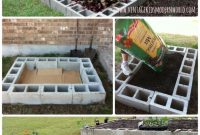 62 Affordable Backyard Vegetable Garden Designs Ideas throughout sizing 735 X 1317