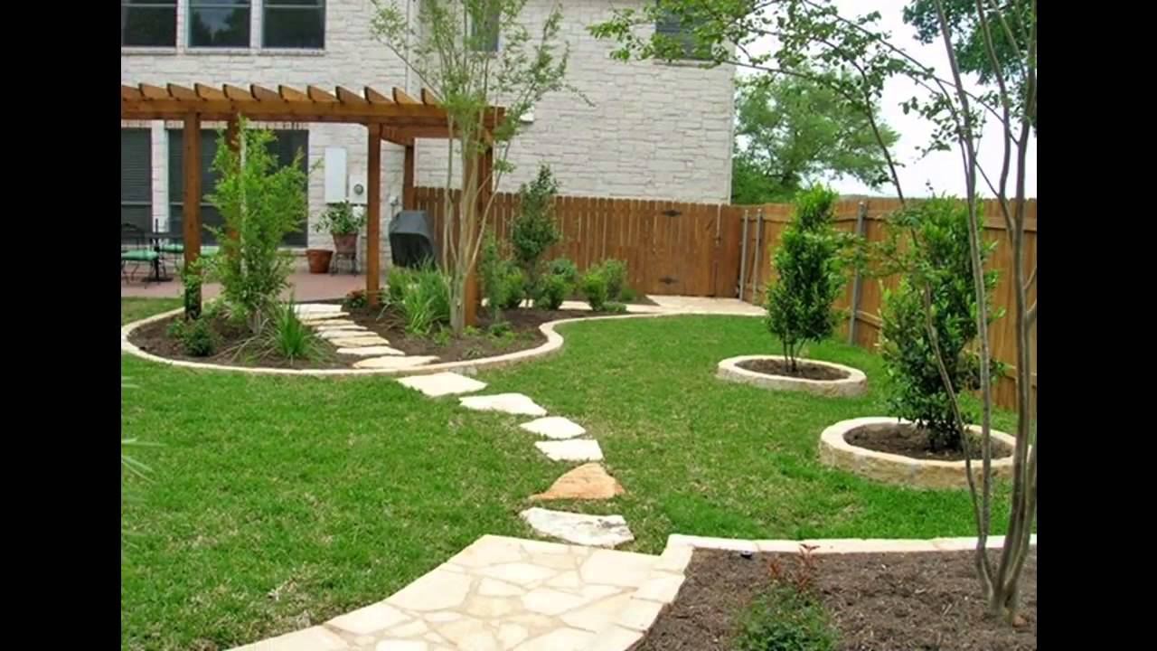 Best Home Yard Landscape Design for measurements 1280 X 720