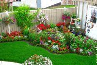Idea Backyard Flower Garden Smaller Gardens Small regarding size 1024 X 768