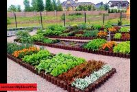 Raised Bed Garden Backyard Vegetable Garden Design Ideas with size 1280 X 720