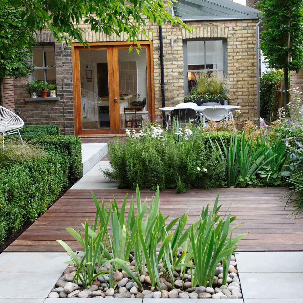 Small Garden Ideas Small Garden Designs Ideal Home with proportions 1000 X 1000