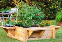 These Simple Planter Boxes Are Easy To Build The Family with measurements 1200 X 1200