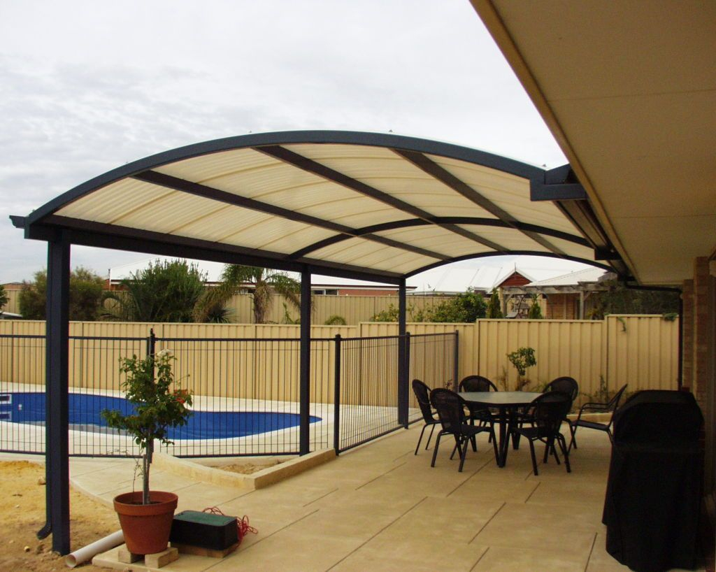 12 Amazing Aluminum Patio Covers Ideas And Designs for dimensions 1024 X 818