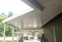 15 X 28 Patio Cover With Rain Gutters Heavy Duty 6 Beams throughout proportions 2048 X 1536