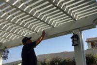 3 X 8 Lattice Header Hanger Alumahangers Decorate Your throughout size 1280 X 720