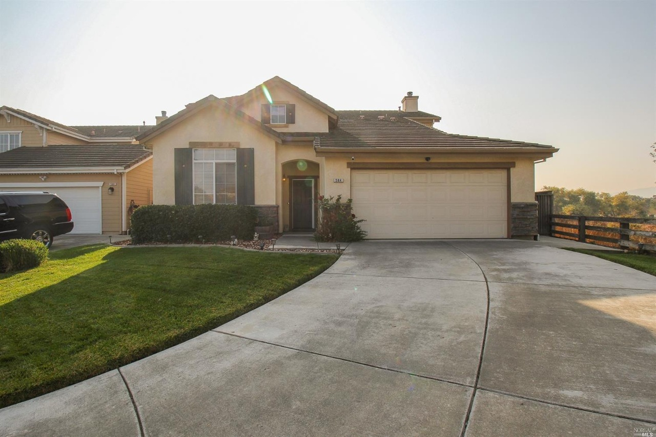 564 Mountain Meadows Ct Fairfield Ca 94534 4 Beds3 Baths within sizing 1280 X 852