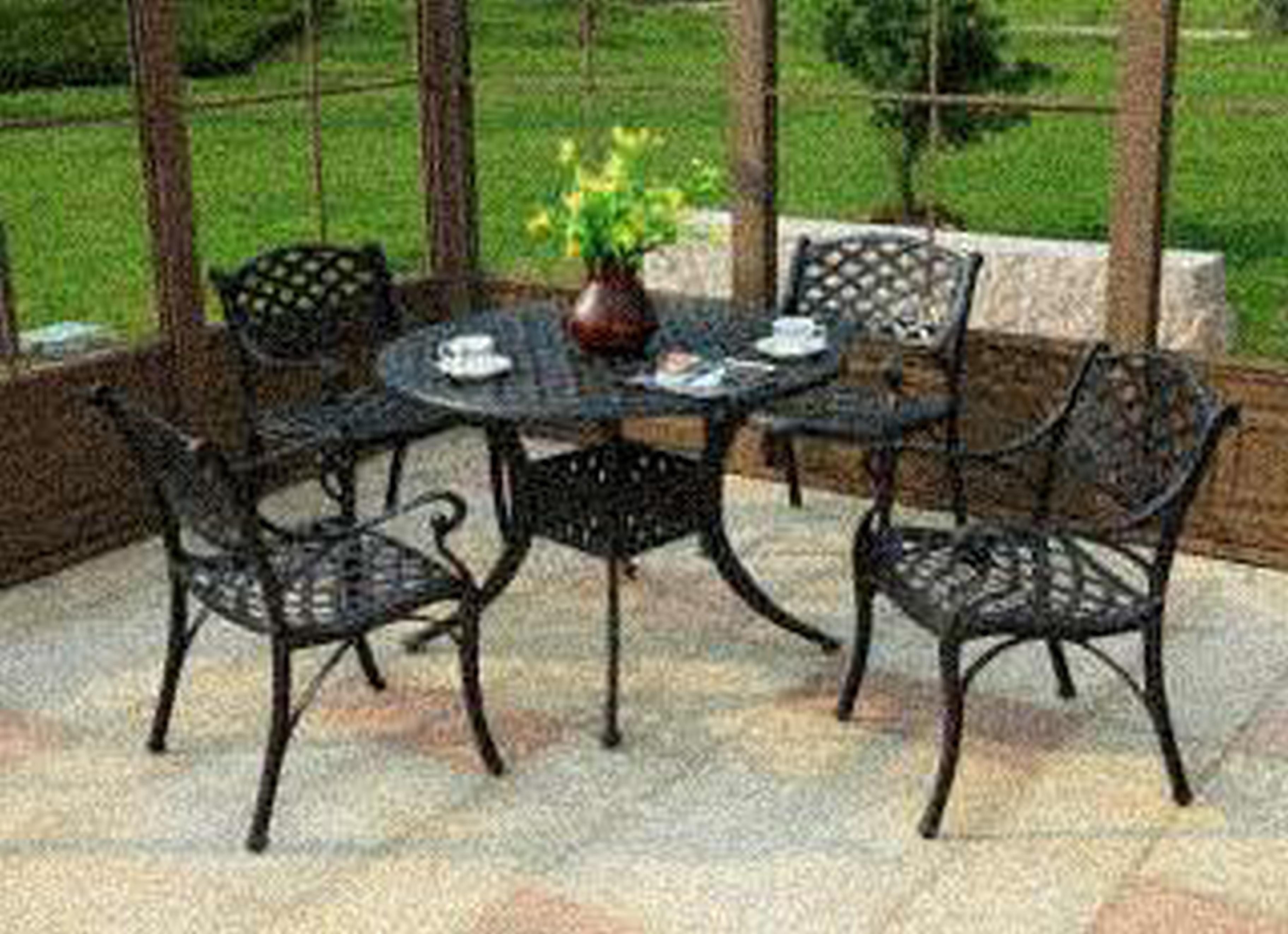 Affordable Patio Furniture Johannesburg Iron Patio regarding size 3648 X 2645