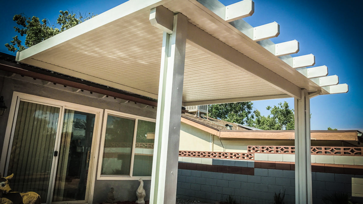 Aluminum Non Insulated Patio Cover Simi Valley N2 Patio for dimensions 1200 X 675
