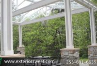 Aluminum Patio Covers Contractor In Edgewood Wa Exteriors West regarding dimensions 1280 X 720