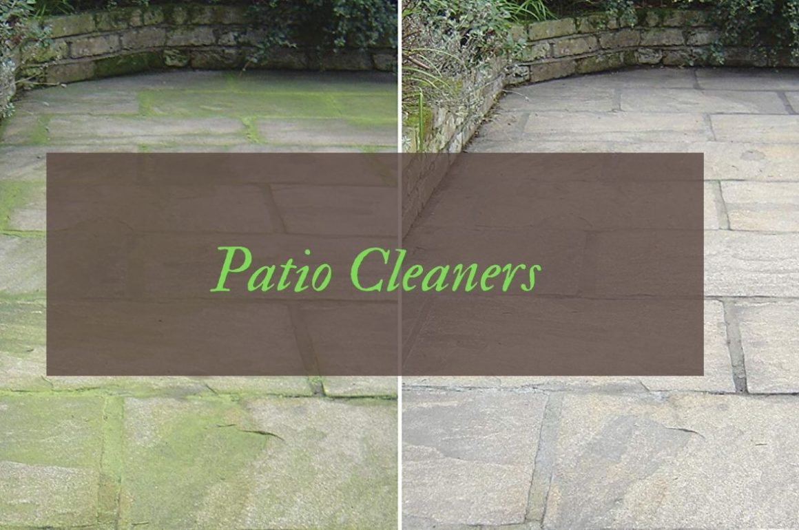 Best Patio Cleaner Reviews Get Rid Of Moss Dirt inside dimensions 1160 X 770