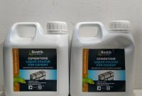 Bostik Cementone Cement Colour Mortar Tone Liquid Brick Red 1 Litre intended for measurements 1200 X 1600