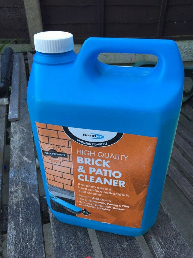 Brick Patio Cleaner In Harborne West Midlands Gumtree with size 768 X 1024