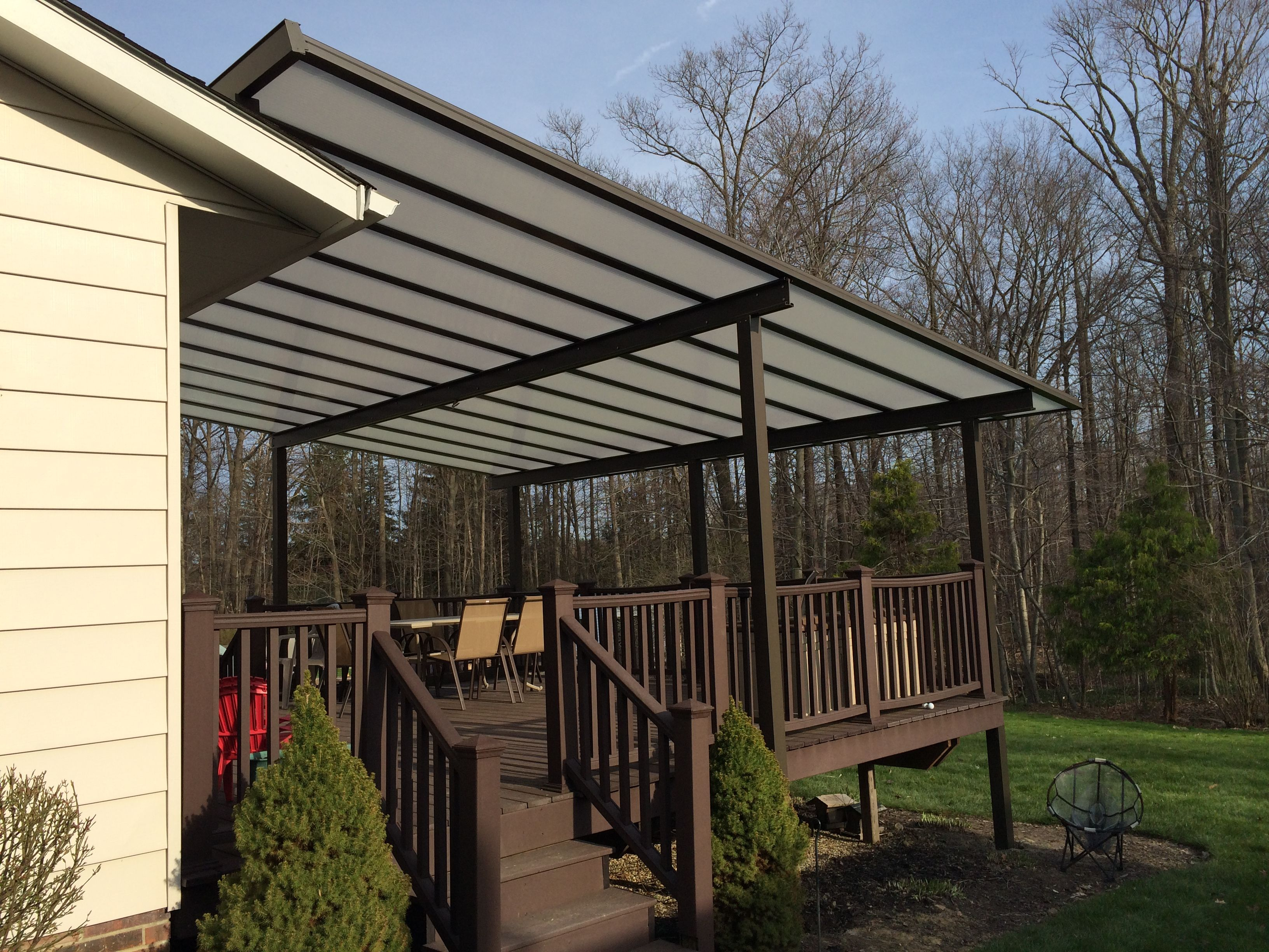 Bright Covers Are Permanent Patio Covers That Add Style And throughout proportions 3264 X 2448
