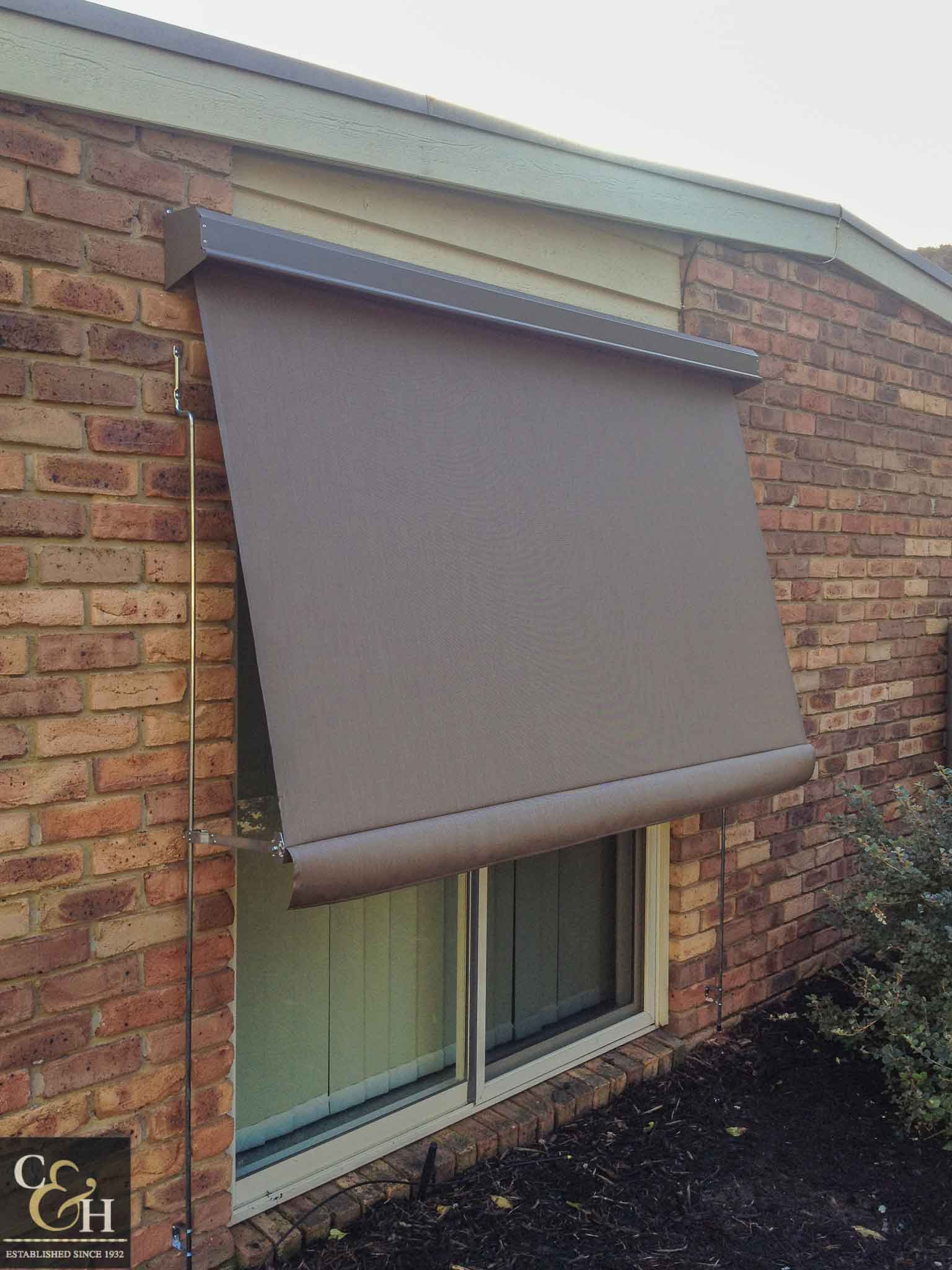 Canvas Awnings Melbourne Awnings Campbell Heeps with sizing 1536 X 2048