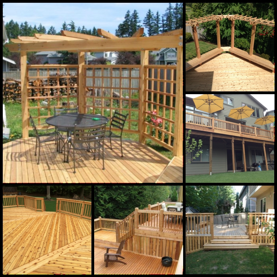 Cedar Deck Care Maintenance Timberline Patio Covers in measurements 900 X 900