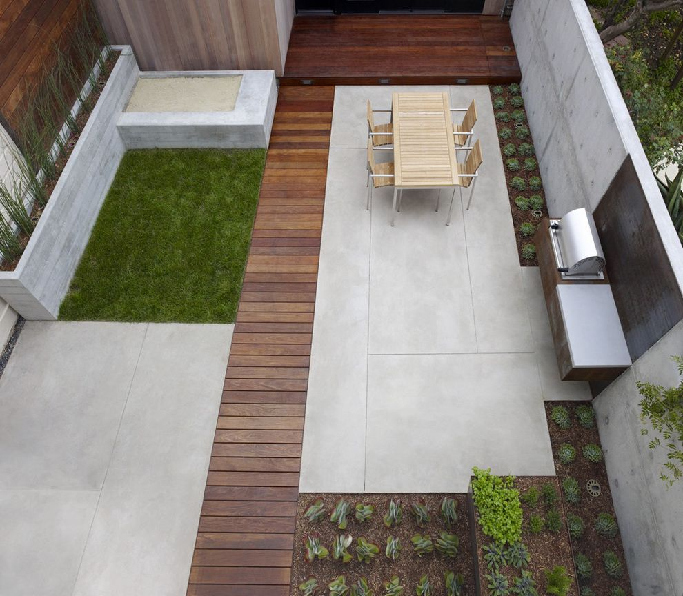 Concrete Contractors San Diego With Contemporary Patio Also pertaining to measurements 990 X 864