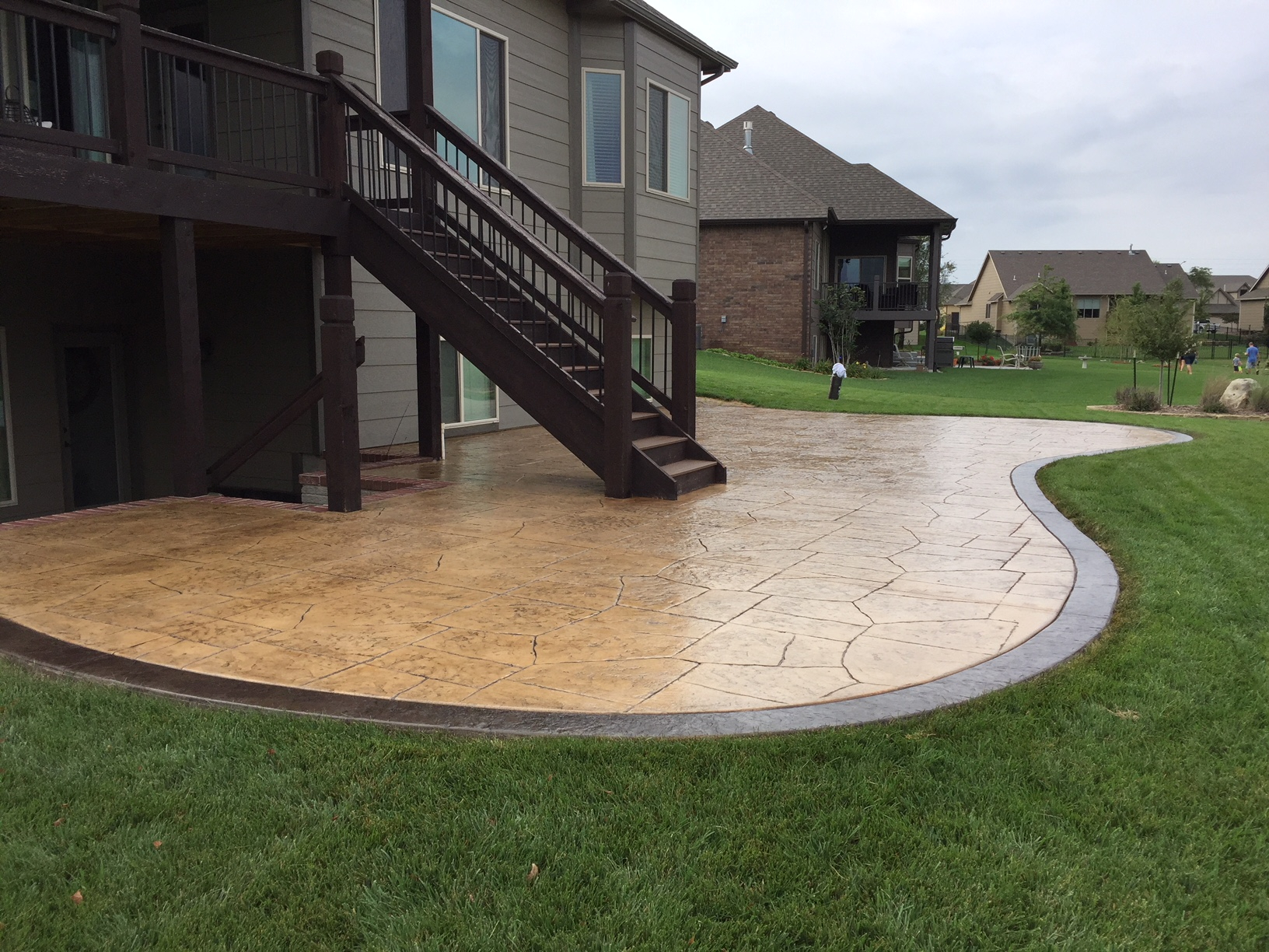 Concrete Patios Concrete Resealing Pool Remodeling in size 1632 X 1224