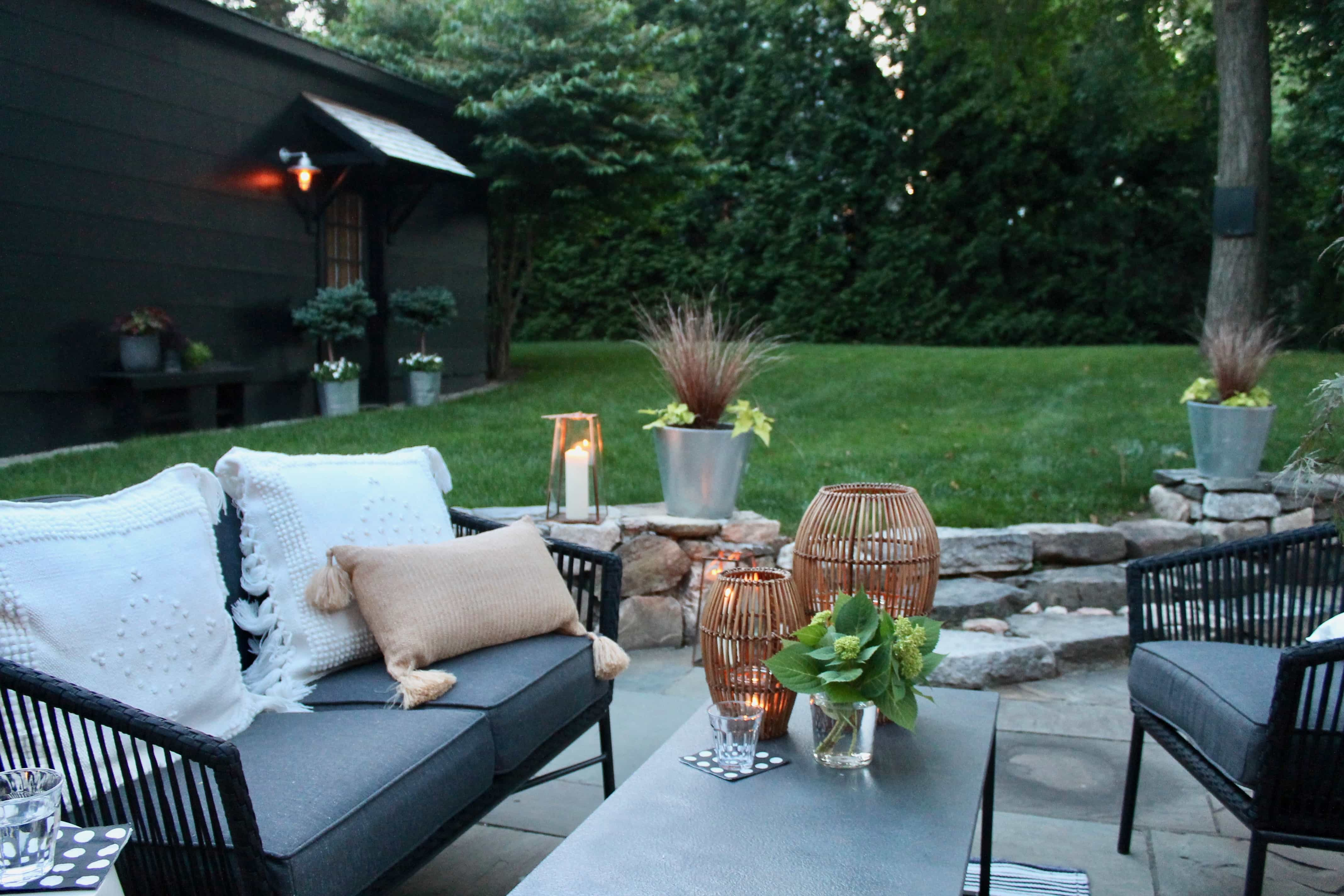 Creating An Outdoor Space For Summer Living Most pertaining to size 4272 X 2848