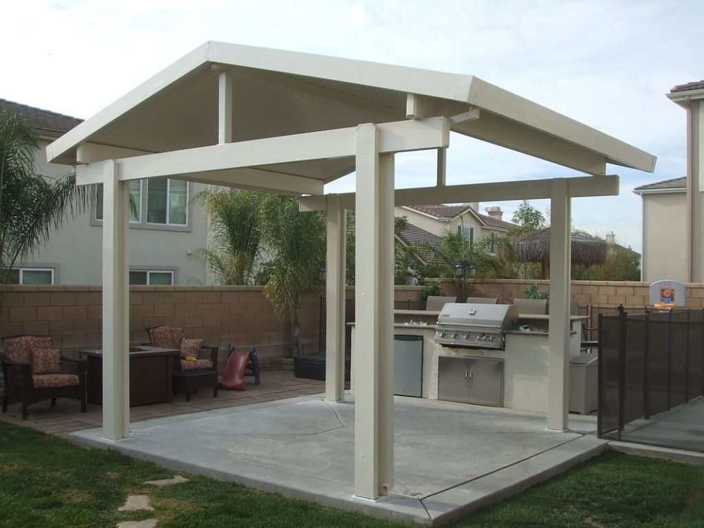 Free Standing Patio Cover Designs Back Patio Ideas pertaining to dimensions 1024 X 768