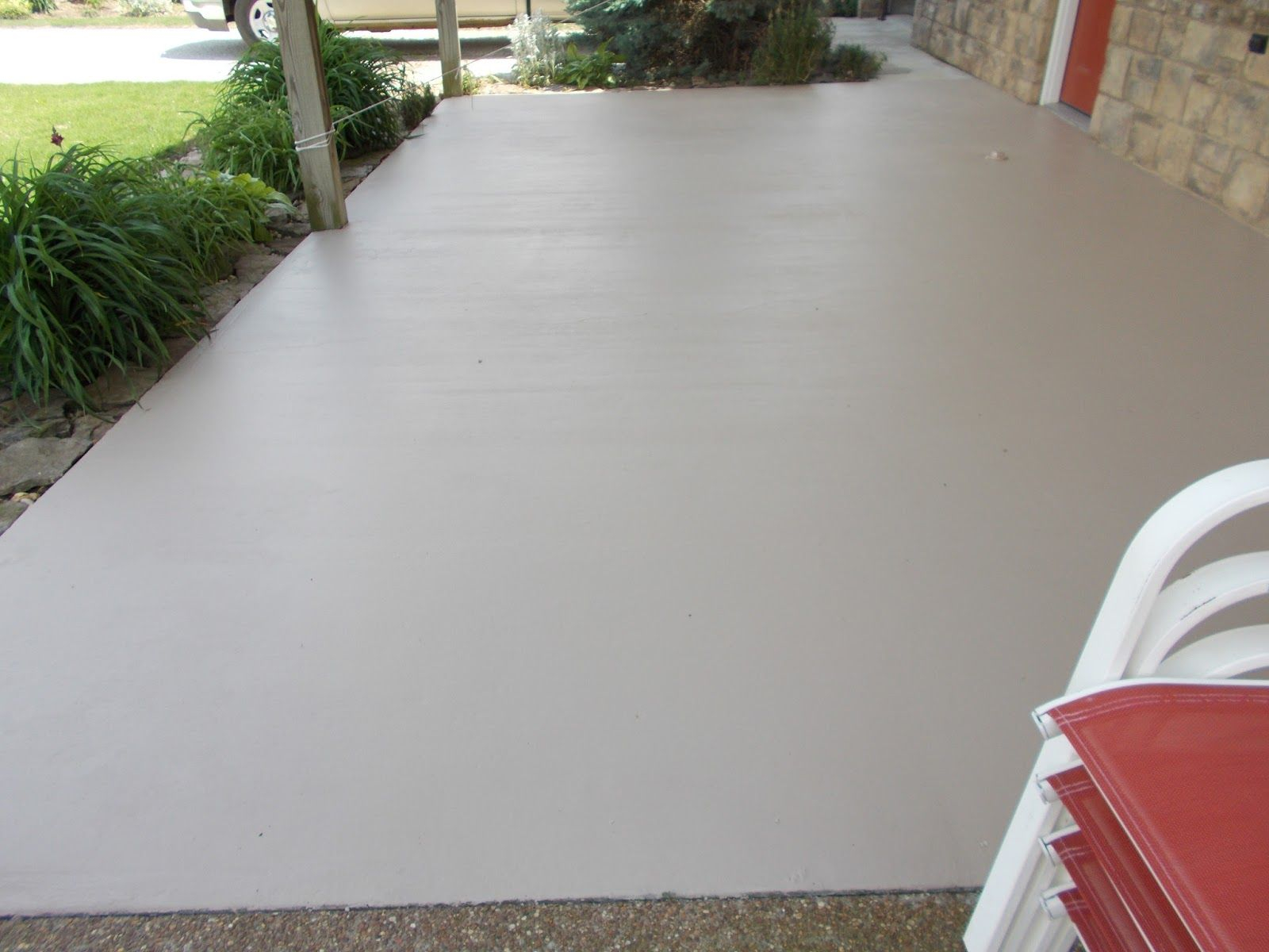 Front Porch Concrete Paint Patio Flooring Painted Cement for dimensions 1600 X 1200
