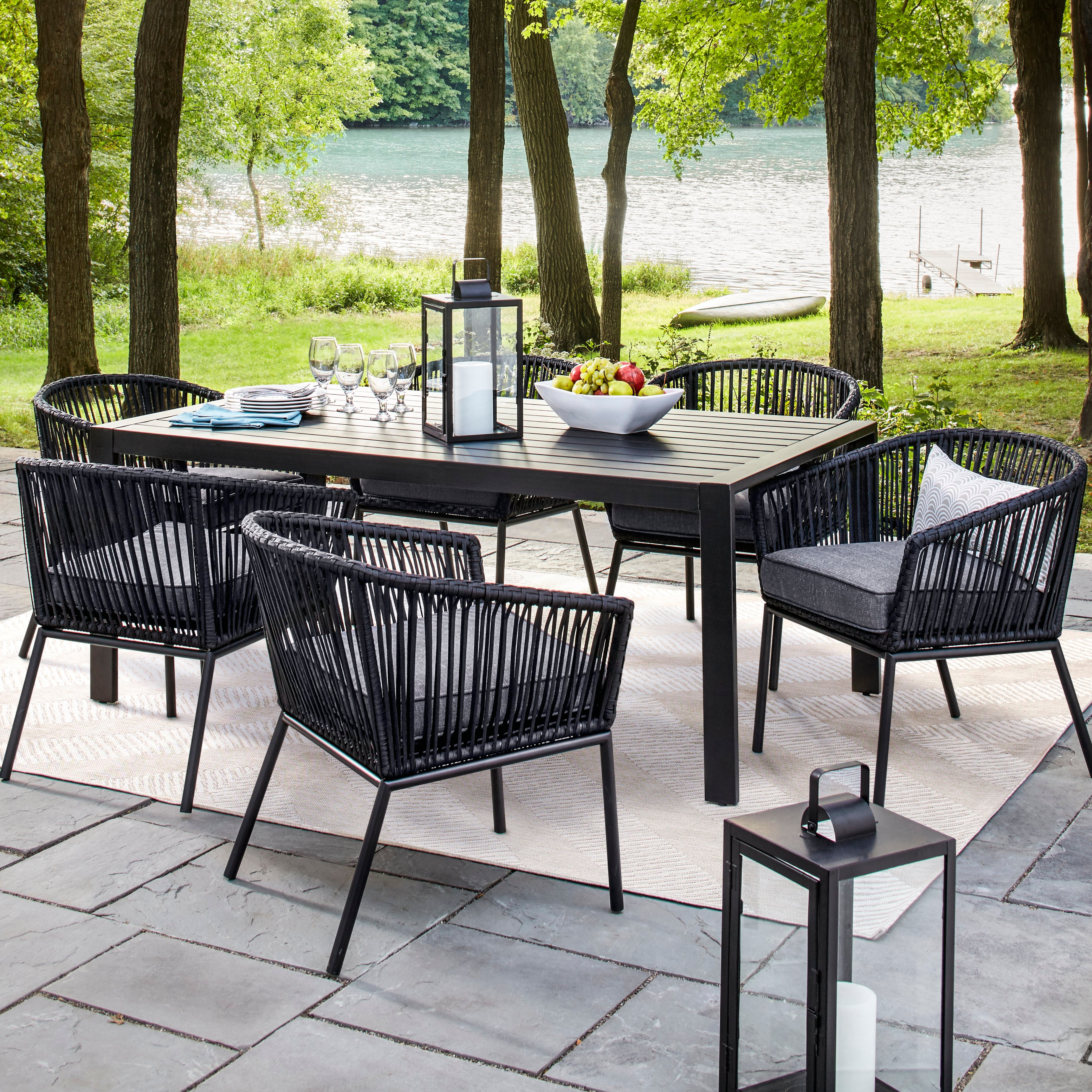 Furniture Big Lots Patio Set Target Outside Furniture with size 3693 X 3693