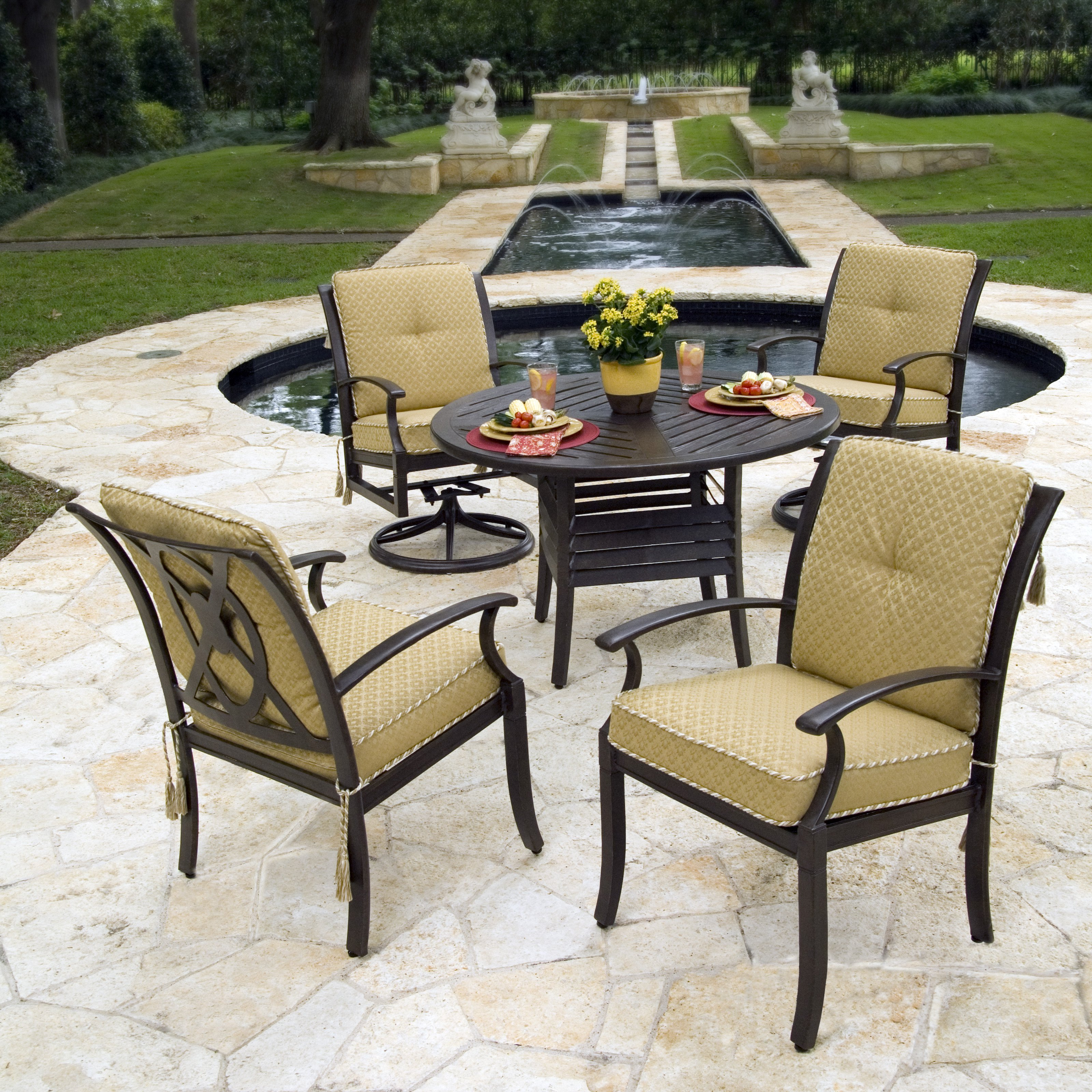 Furniture Target Patio Chairs For Cozy Outdoor Furniture intended for sizing 3200 X 3200