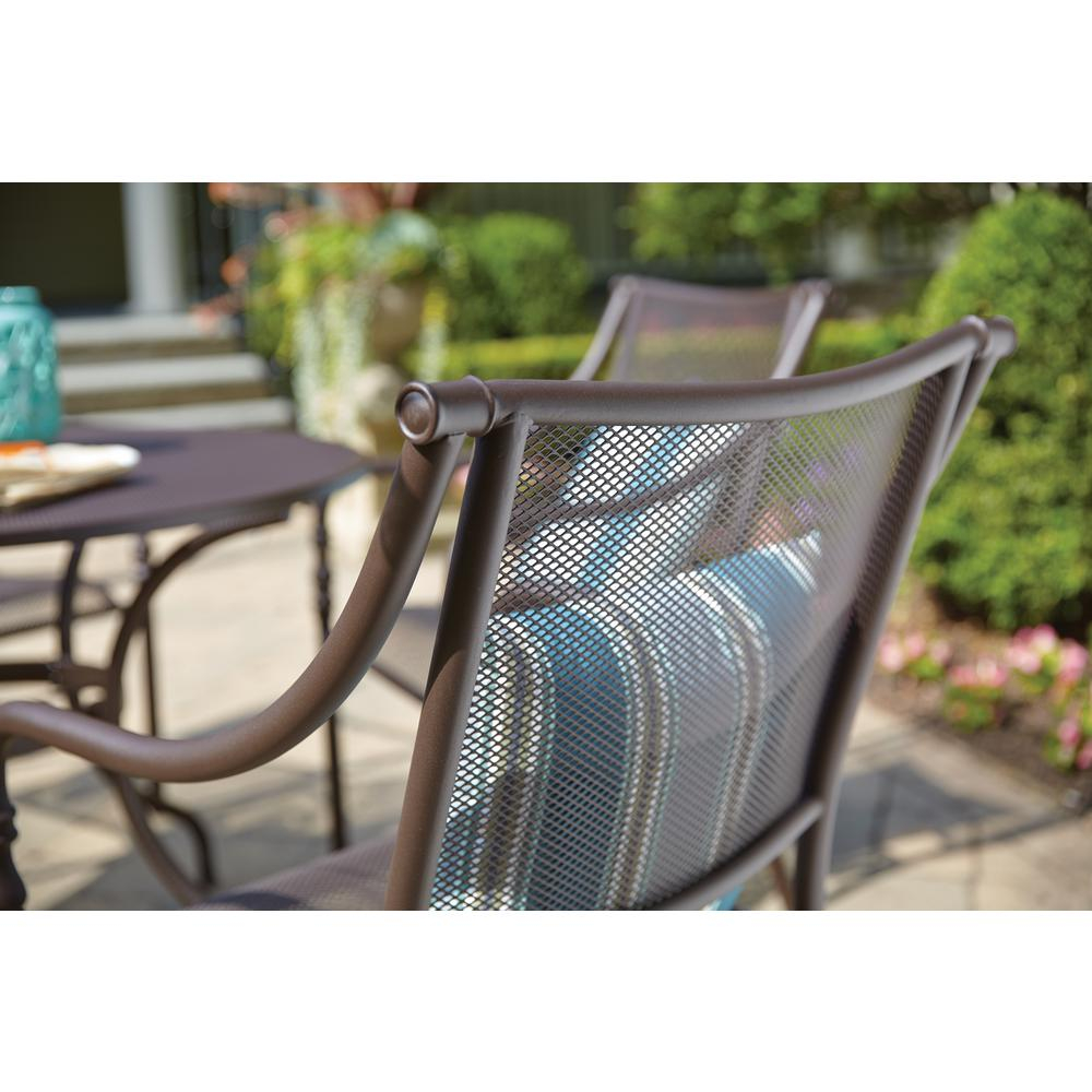Hampton Bay Mix And Match Stack Patio Dining Chair for proportions 1000 X 1000