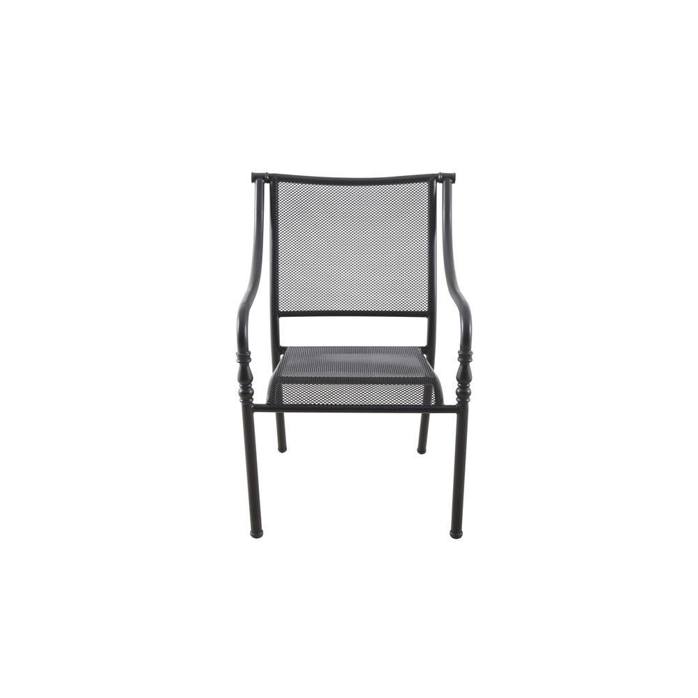 Hampton Bay Mix And Match Stack Patio Dining Chair intended for proportions 1000 X 1000