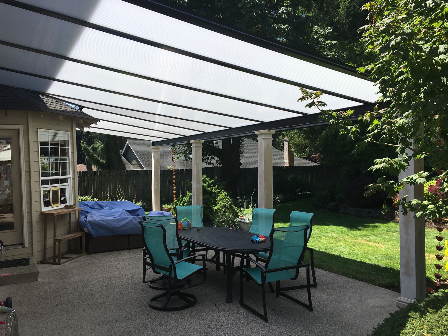 High Quality Custom Patio Covers Portland Or Vancouver Wa for size 1500 X 1125