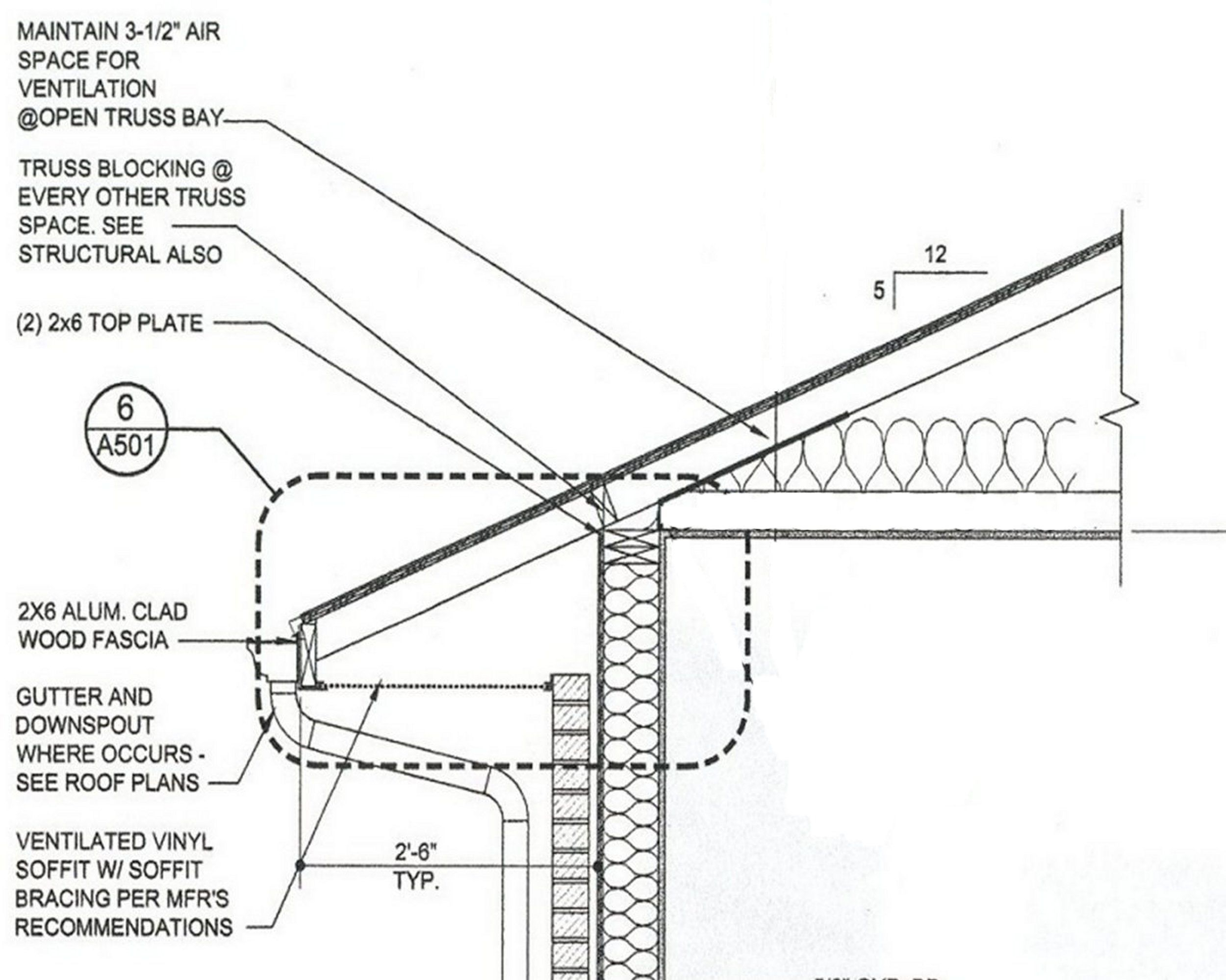 House Blueprints Terms Open Air Carport Section Drawing inside dimensions 2500 X 2000
