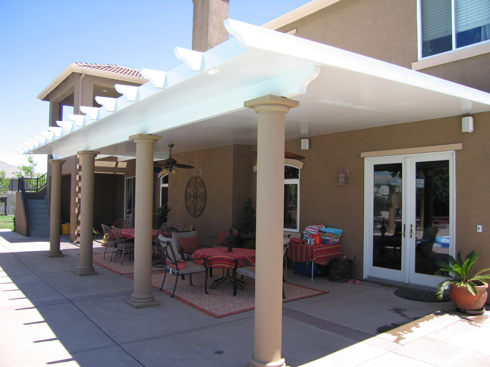 Insulated Vs Non Insulated Patio Covers Pacific Builders for size 2048 X 1536