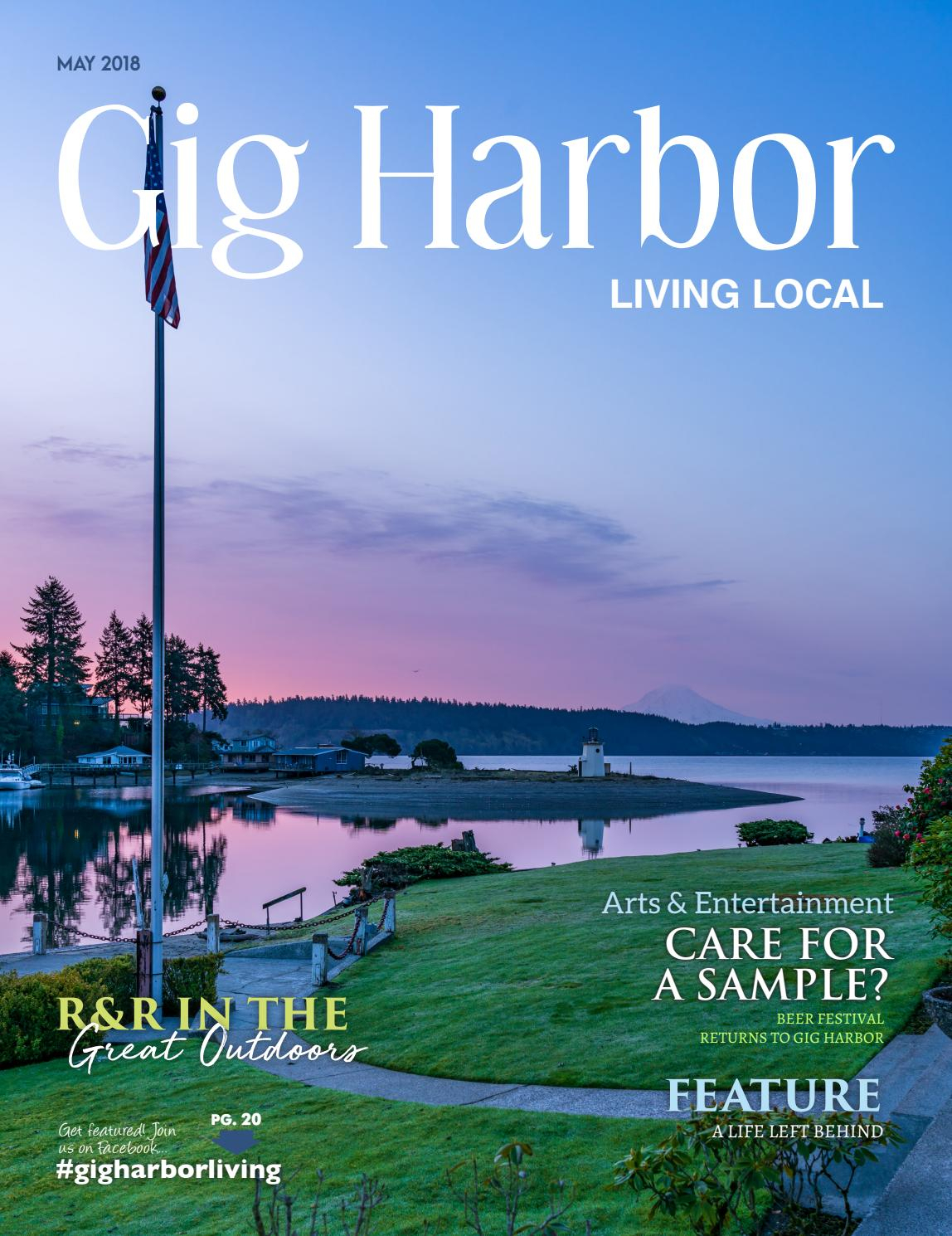 May 2018 Gig Harbor Living Local Living Local 360 Issuu regarding dimensions 1148 X 1490