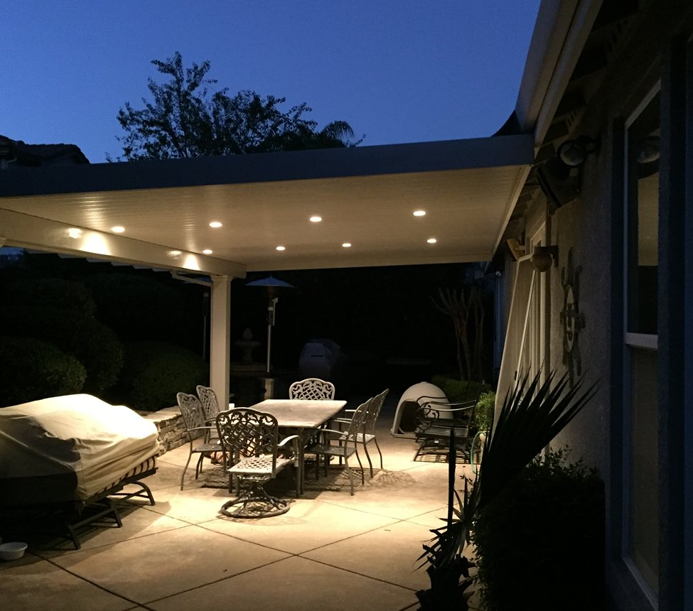 Morgans Outdoor Living Awnings Patio Covers Fairfield with regard to measurements 975 X 860