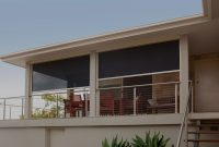 Outdoor Awnings Melbourne Croydon Campbells Blinds regarding size 3700 X 2500