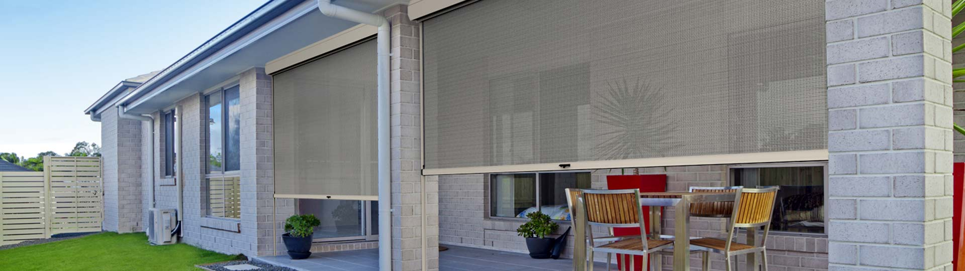 Outdoor Blinds Ziptrak Blinds Indoor Blinds Awnings for size 1920 X 540
