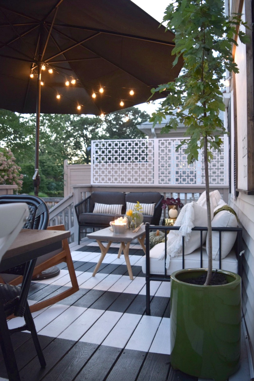 Outdoor Patio Now We Really Love It Nesting With Grace for sizing 1044 X 1566
