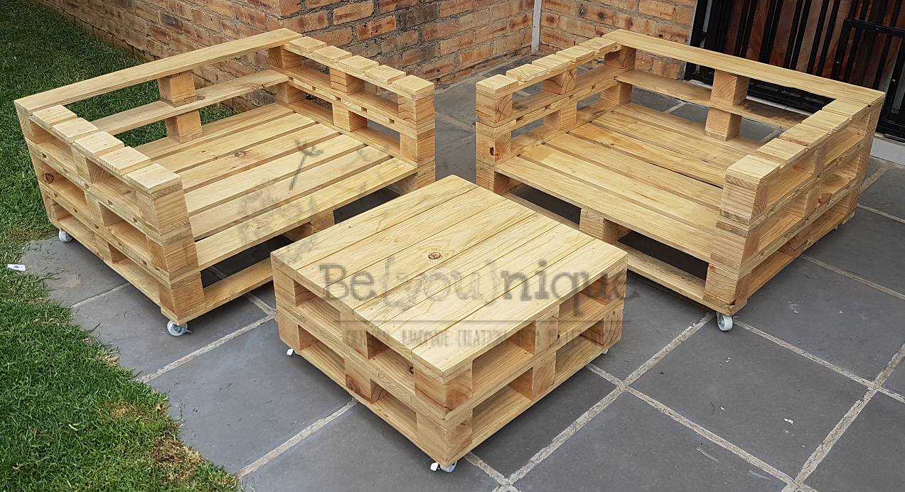 Pallet Furniture Patio Set Full Catalog Jhb Pretoria throughout size 1273 X 693