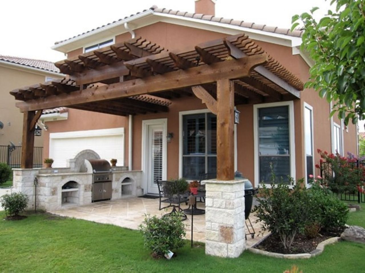 Patio Awning Design Ideas Riveting Awnings Patio Covers with regard to proportions 1280 X 960