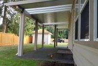 Patio Cover Carport Rv Cover Installation In Tacoma Puyallup for sizing 1200 X 900