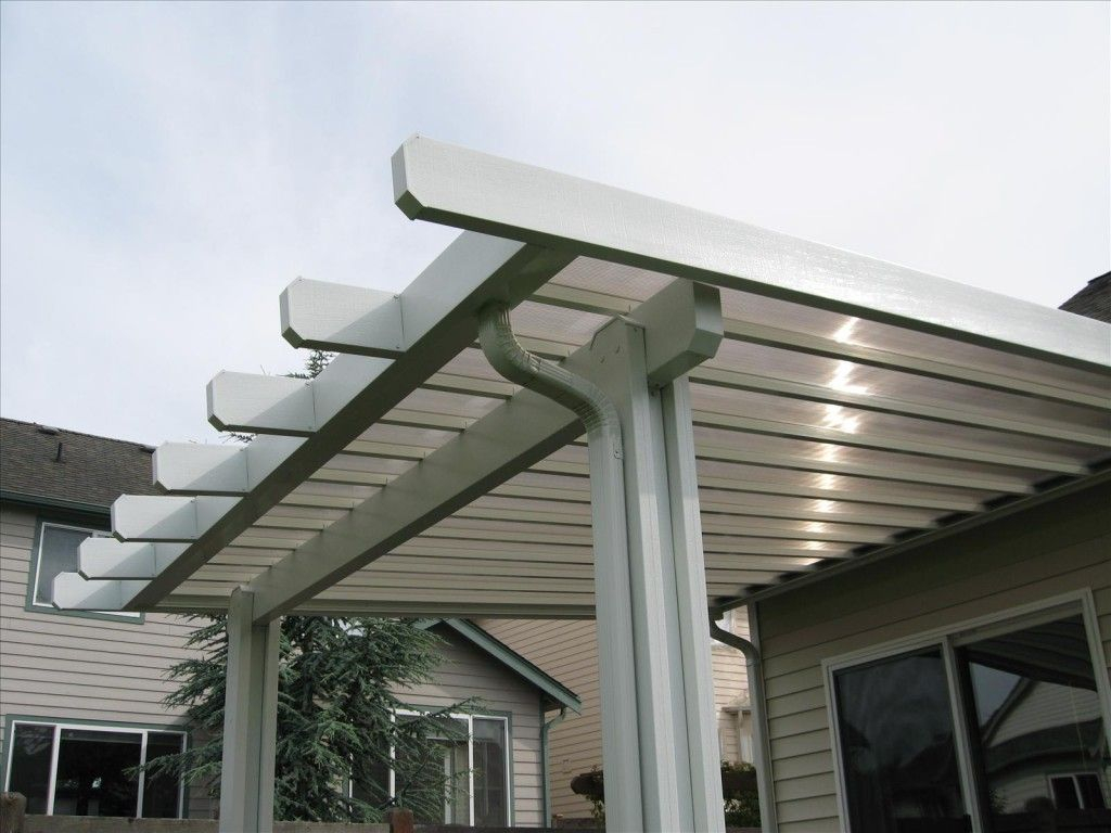Patio Cover Drainage Awning Canopy Patio Canopy Patio within dimensions 1024 X 768