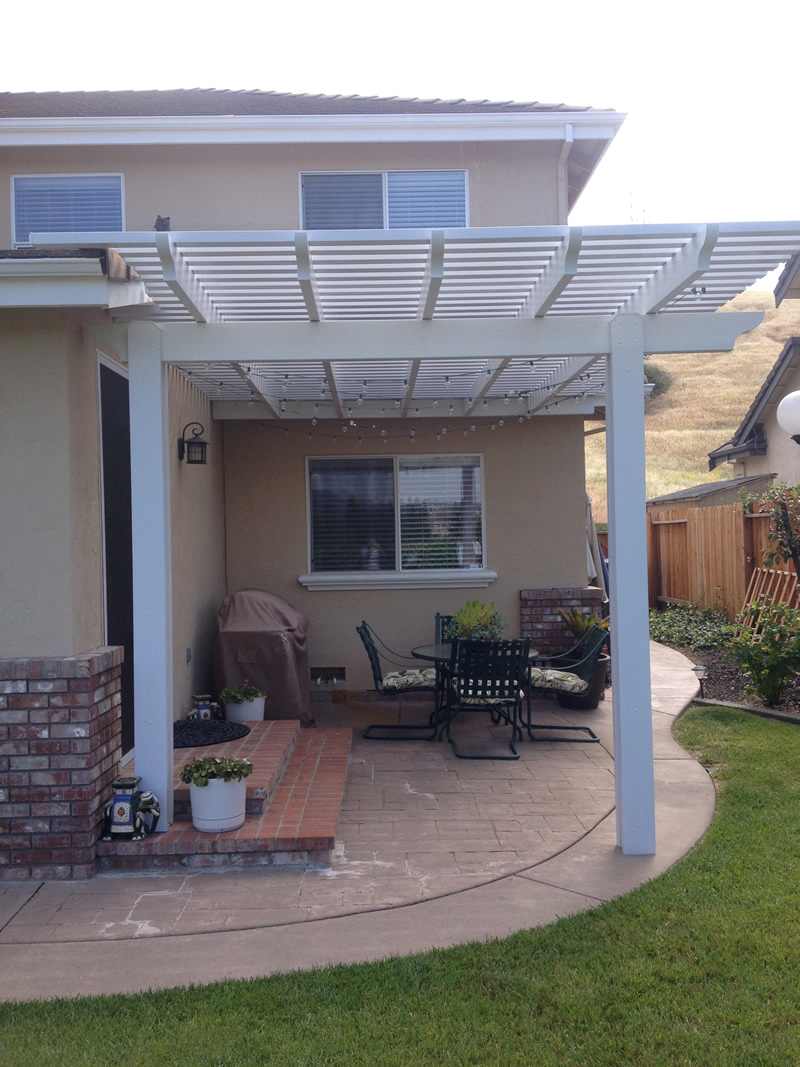 Patio Cover Installation Fairfield Solano County Ca intended for proportions 800 X 1067
